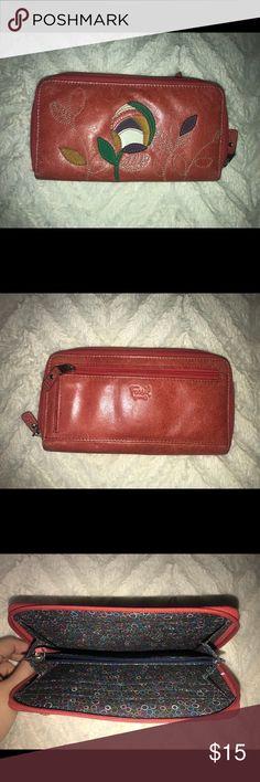 Flower Fossil Wallet Flower Fossil Wallet Bags Wallets