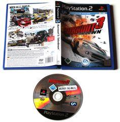 Burnout 3 - Takedown für Playstation 2,in OVP