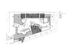 Western Sydney University Parramatta Campus,Ground Plan