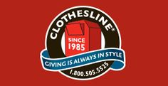 Find out more about donating to Clothesline. Canadian Diabetes Association.  Call for free pick up