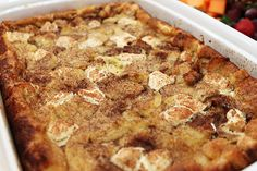 I'm gonna make this today for tomorrows weekend family breakfast! Overnight Stuffed french toast casserole