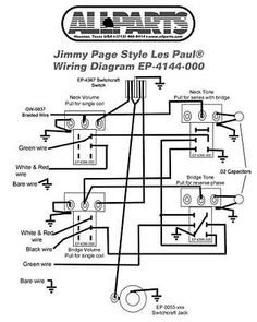 guitar wiring diagram 2 humbuckers 3 way toggle switch 1 volume 2 tones coil tap guitars in. Black Bedroom Furniture Sets. Home Design Ideas