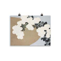 Blossom by Kamisaka Sekka Art Print - 30×40 cm / No Frame