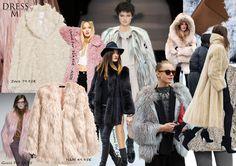 Este Inverno, tu e ele vão ser inseparáveis! Os casacos de pêlo são a peça chave de qualquer look para este inverno e todas as mulheres podem usar - basta escolher o casaco certo! Deixo-vos algumas...
