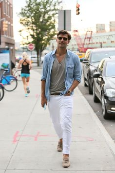 Best Looks of NEW YORK Fashion Week | MenStyle1- Men's Style Blog