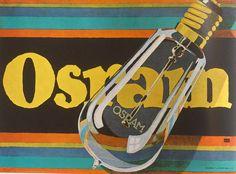 Lucian Bernhard -  Osram Lightbulbs 1920