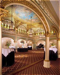 The Davenport Hotel, Spokane Washington
