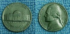 1970D five cent