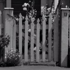}{   Gate & garden