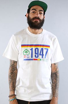 LRG The Year Of The Trees Tee in White : Karmaloop.com - Global Concrete Culture $28.00