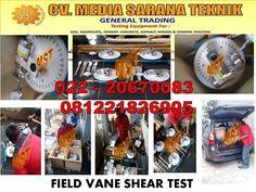 Beli FIELD VANE SHEAR TEST set dengan harga murah Rp18.000.000 di Lapak Cv Media Sarana Teknik cv_media_sarana_teknik - Bandung. ✔ Bisa cicilan mulai Rp1.500.000 per bulan ✔ Pengiriman cepat ✔ Pembayaran 100% aman