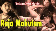 Raja Makutam | N.T.Ramarao Raj Sulochana | Blockbuster Telugu Full Movie
