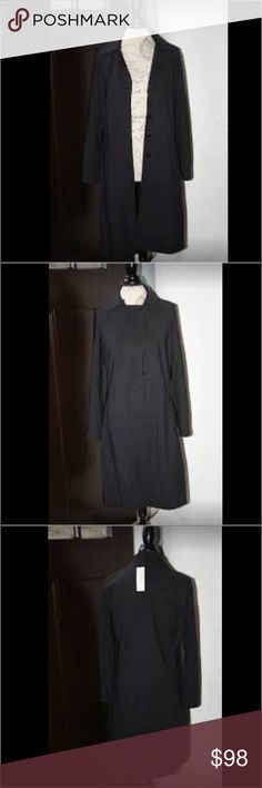 SALE❗️Amazing dress coat NWT SALE❗️ Vendor sample NWT. Used as a sample only. Beautiful material. Excellent quality. Tech stretch material vendor sample. cannot list name Jackets & Coats