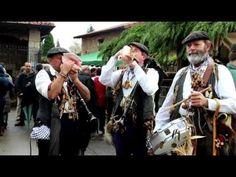 El sonido del bígaro en Casar de Periedo | Cantabria | Spain
