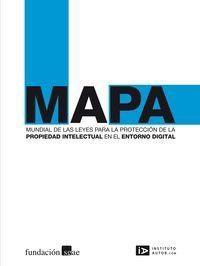 Mapa mundial de las leyes para la protección de la propiedad intelectual en el entorno digital [informe] / Autores, Alemania, Leonardo de Terlizzi y Leire Gutiérrez Vázquez ... [et al.]