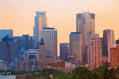 Minneapolis Skyline, Seattle Skyline, Minnesota, Photography, Travel, Photograph, Viajes, Fotografie, Photoshoot