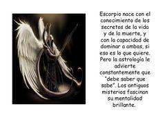 Cómo es Escorpio #Escorpio #horóscopo #horoscope #personalidad #como #es #signo #zodiaco #tarot