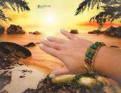 Eva Reiter Jewelry — Hoy me levante y ví una foto de un lugar tan...