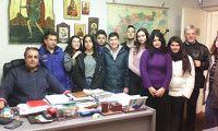 Πιερία: Εκπαιδευτική επίσκεψη των μαθητών του 5ου Γυμνασίο...