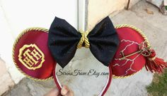 Hollywood Tower of Terror Inspired Mouse Ears  by SirensTrove