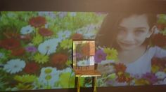 INDOOR AND  OUTDOOR PROJECTOR SCREEN PAINT KITS, PAINT ANY SURFACE, NO P...