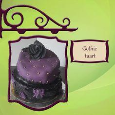 Gothic, Cake, Desserts, Food, Tailgate Desserts, Goth, Deserts, Kuchen, Essen