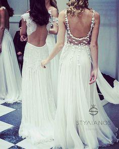 New Haute Couture Collection 2017 strictly for unique ladies. STYΛIANOS ATELIER | 23rd KANARI st KOLONAKI ATHENS #ilovestylianos #stylianosatelier #luxurywedding #bridal