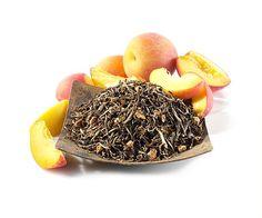 Precious White Peach White Tea - Peaches, roman chamomile, sunflower petals, lemon myrtle and rose-hips.
