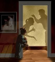 Study Suggest 1 in 4 U.S. Kids Witness Domestic Violence  HAUNTING...this is my Childhood.  NBP
