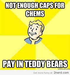 Fallout Logic - http://2nerd.com/video-games-2/fallout-logic/