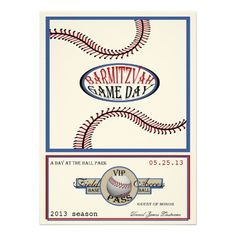 ==> reviews          	Baseball Vintage Retro 5.5 x 7.5 Bar Mitzvah Invitations           	Baseball Vintage Retro 5.5 x 7.5 Bar Mitzvah Invitations We have the best promotion for you and if you are interested in the related item or need more information reviews from the x customer who are own of ...Cleck Hot Deals >>> http://www.zazzle.com/baseball_vintage_retro_5_5_x_7_5_bar_mitzvah_invitation-161017466051162450?rf=238627982471231924&zbar=1&tc=terrest