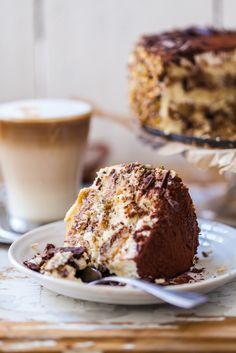 Dream Dessert !! Baked Tiramisu !!