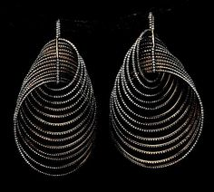 ** De Grisogono earrings