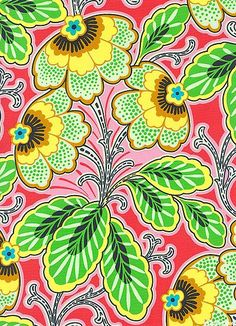 New Sewing Wallpaper Pattern Amy Butler Ideas Motifs Textiles, Textile Prints, Textile Patterns, Textile Design, Flower Patterns, Print Patterns, Fabric Design, Decoupage Vintage, Surface Pattern Design