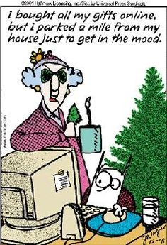 Cyber Monday by Maxine