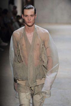 Damir Doma S/S 2010 Menswear