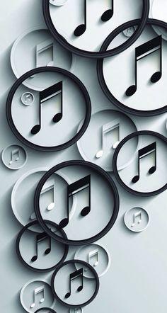 Music wall piece