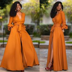 StylePantry – Daily outfits from Folake Kuye Huntoon African Inspired Fashion, African Print Fashion, Classy Outfits, Chic Outfits, Open Dress, Freakum Dress, Maxi Shirt Dress, Everyday Dresses, Professional Outfits