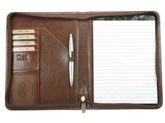 A5 Zipper Folder at Folders | Ignition Marketing Corporate Gifts