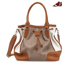 #bag #handbag #beige #brown