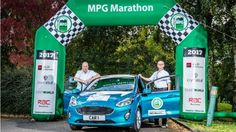 All-New Ford Fiesta wins MPG Marathon Challenge - Jennings Motor Group