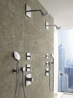 Hansgrohe Axor Collection   Modern   Showers   Build.com