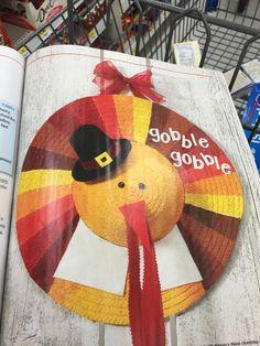 Turkey straw hat craft