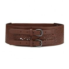 Yoins Hollow Out Elasticated Buckle Belt