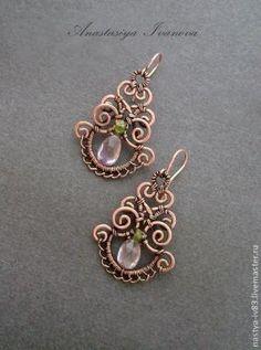 Earrings by della