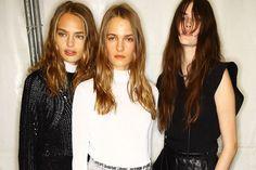 Leila Yavari's Paris Fashion Week Diary #Paris #PFW #Models