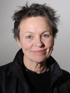 Heroines: Laurie Anderson. Artist, musician, and storyteller.