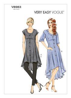 V8983   Vogue Patterns
