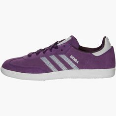 Details About Adidas Samba Women S G22487 Sharp Blue White