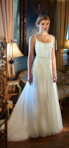 "Elbeth Gillis ""Enchanting"" Bridal Collection - Belle The Magazine"